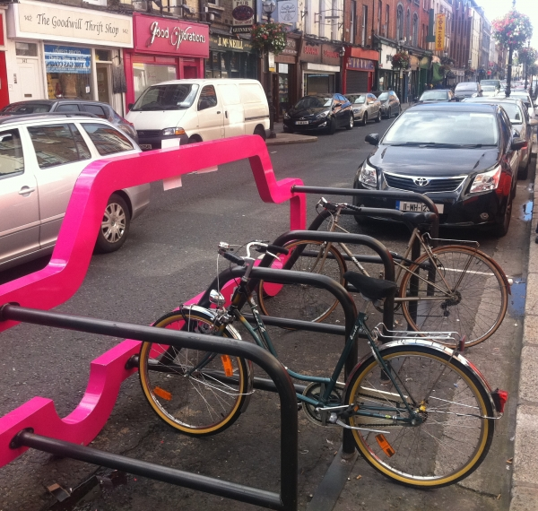 Link to Equinox Cycle Parking